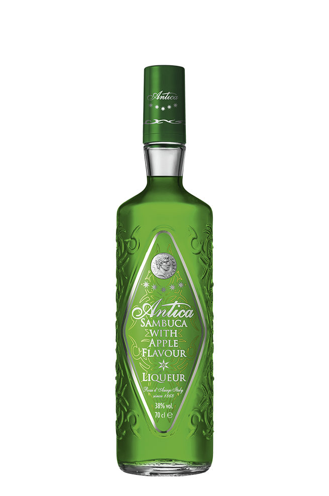 Antica Sambuca with Apple flavour