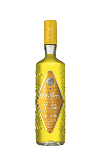 Antica Sambuca with banana flavour