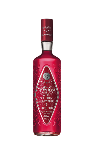 Antica Sambuca with Cherry flavour