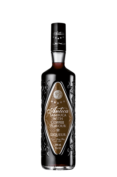 Antica Sambuca with caffè flavour