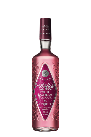 Antica Sambuca with Raspberry flavour